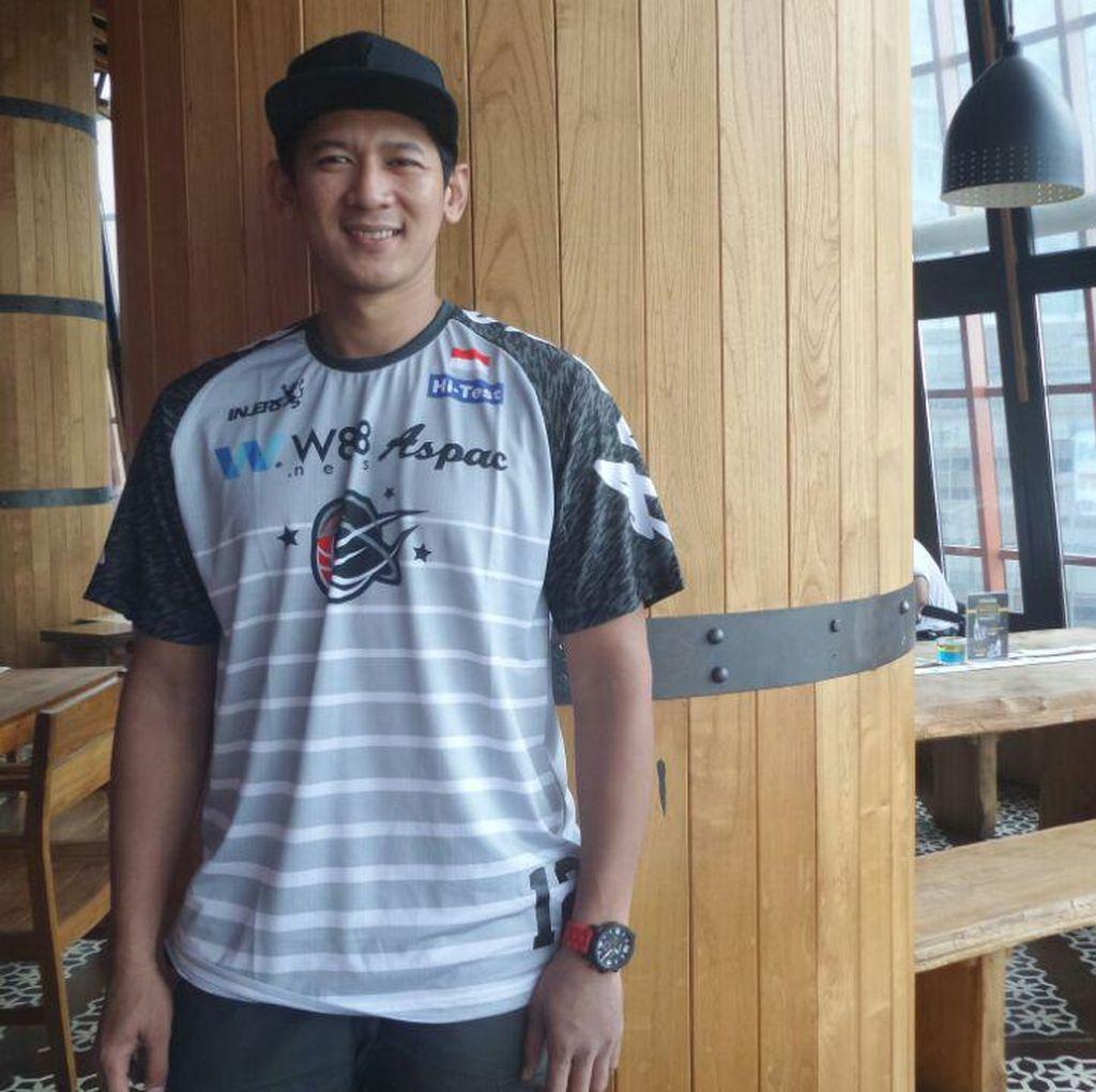 Aspac Kehilangan Rama yang Cedera di Seri I IBL 2017