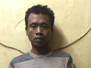 Tiga Kali Beraksi, Pencuri Truk Trailer Ditangkap Polisi