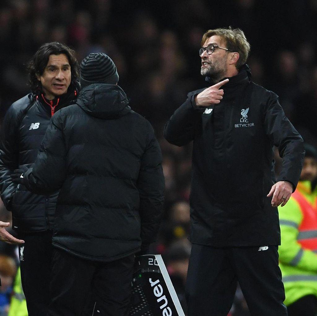Mourinho Dipecat, Klopp: Risiko Gagal Memang Begitu