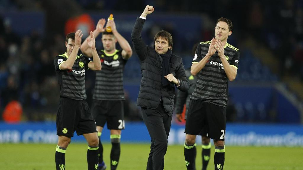 Repetisi Conte Disebut Jadi Kunci Sukses Chelsea