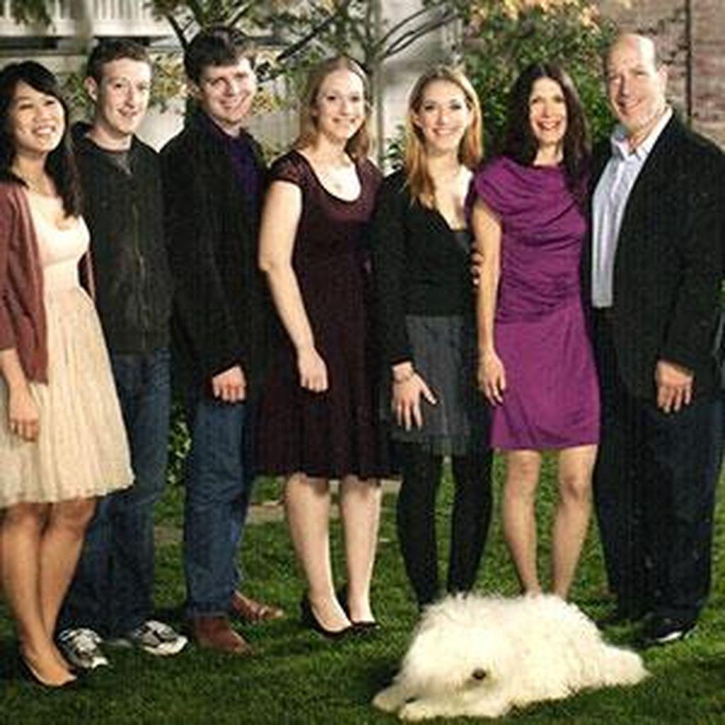 Kisah Ayah Mark Zuckerberg yang Hidup Sederhana