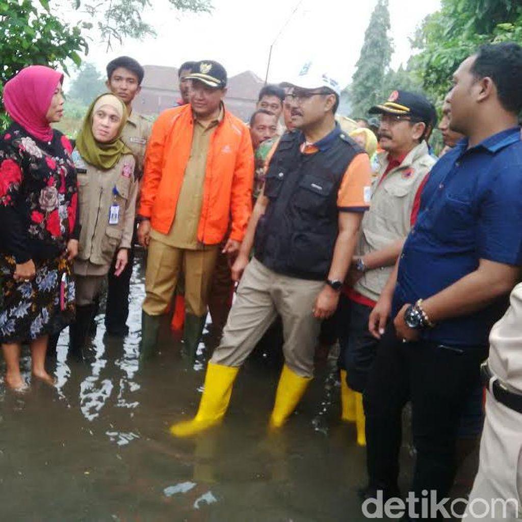 Pemprov Jatim dan Pemkab Pasuruan Sepakat Normalisasi Sungai