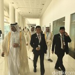 Jonan Temui Menteri Energi Qatar, Bahas Impor LPG dan LNG