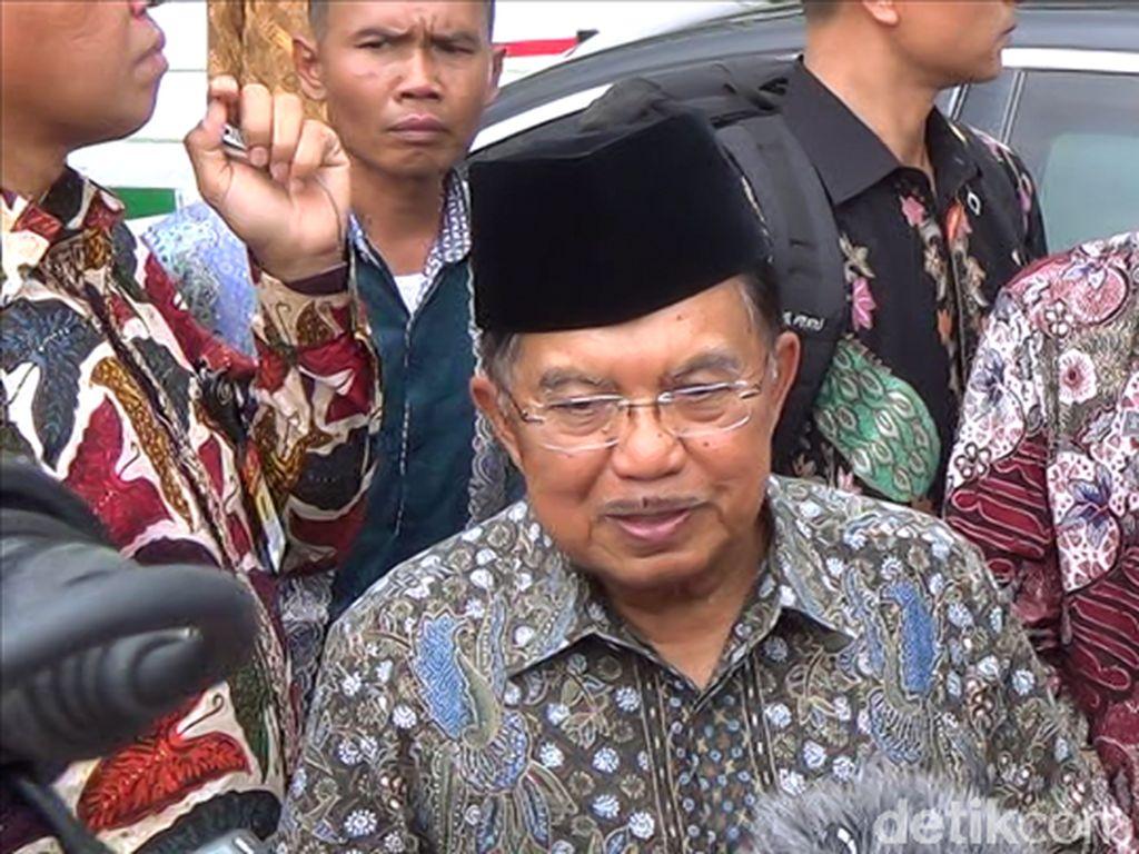 13 Tahun Tsunami Aceh, JK Kenang Keluarkan Fatwa soal Jenazah Korban