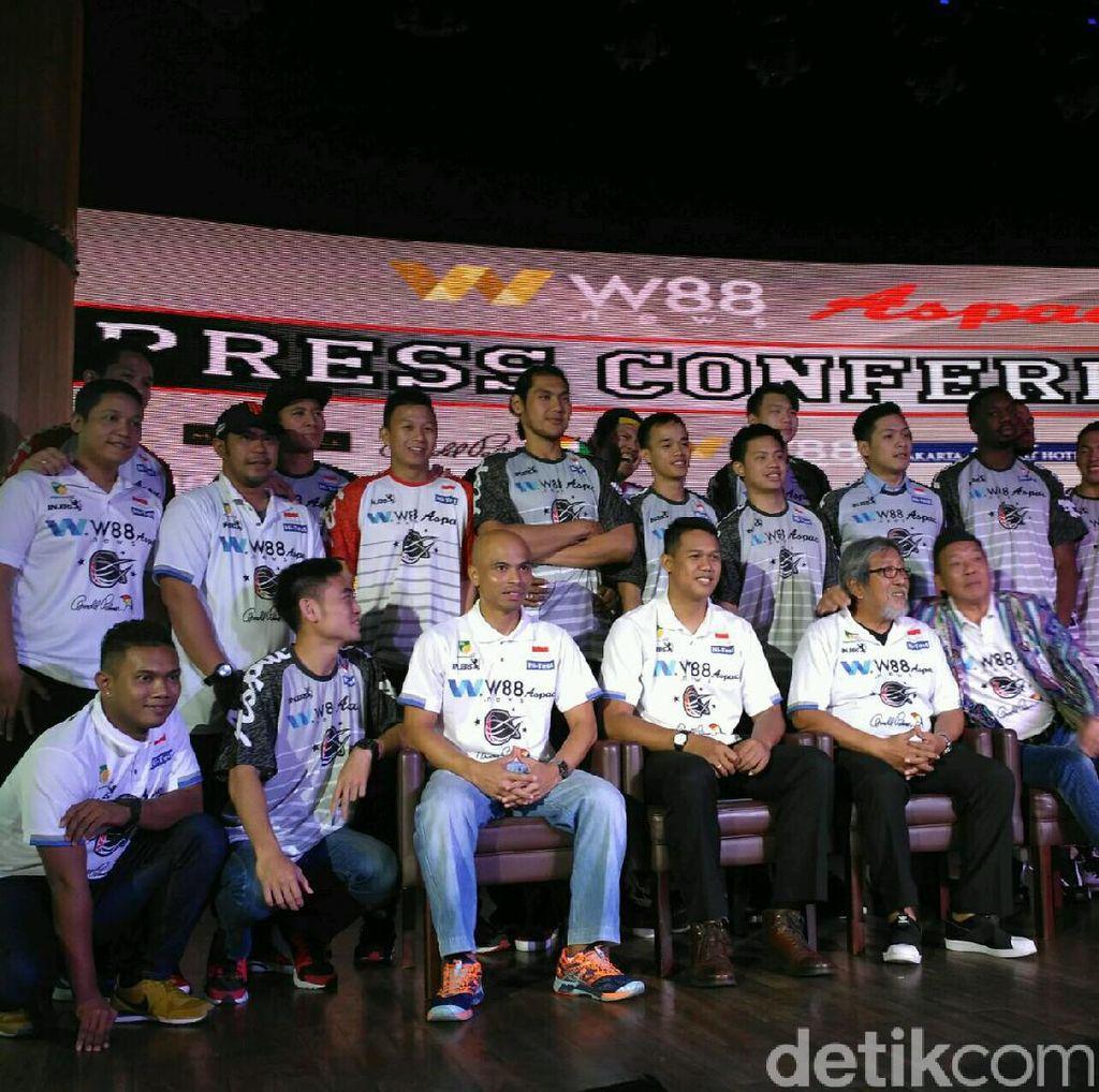 Aspac Buka IBL dengan Kemenangan