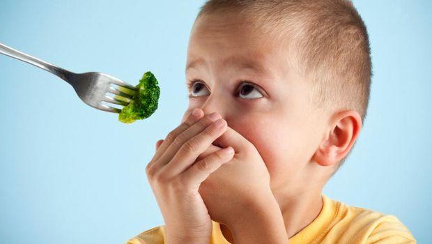 4 Penyebab Anak Suka Pilih-pilih Makanan/