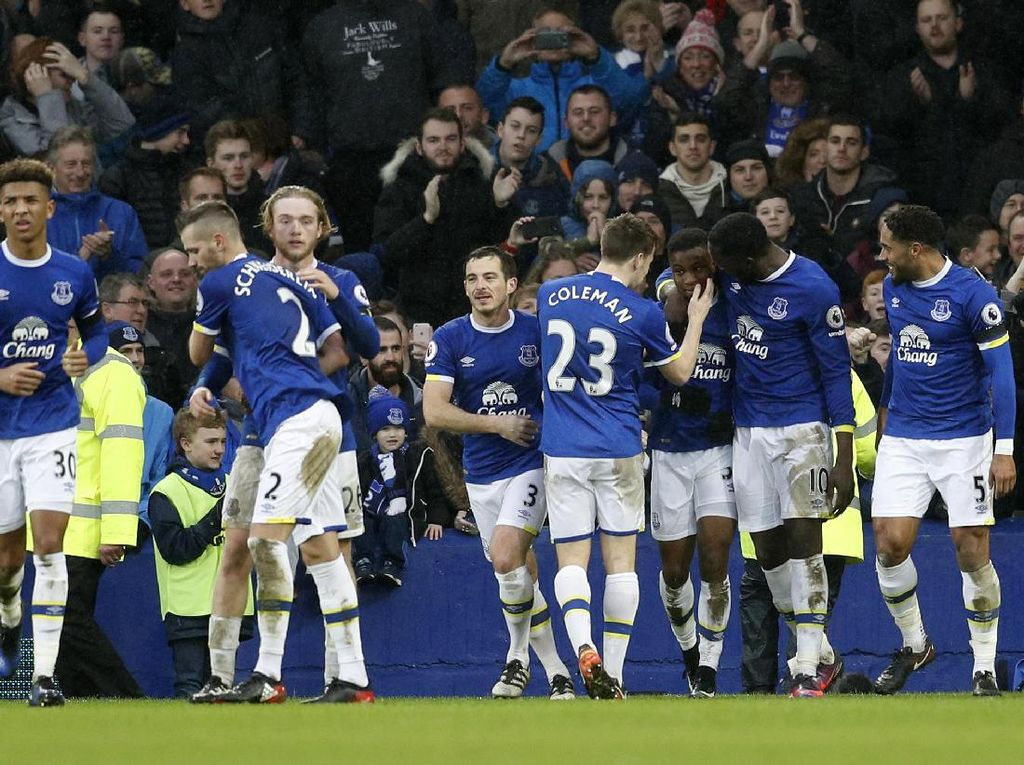 Koeman: Everton Sempurna di Babak Kedua
