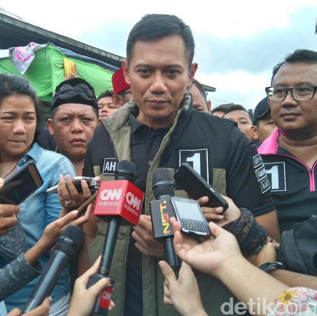 Atasi Masalah di DKI, Agus Yudhoyono Tawarkan Solusi Berbasis IT