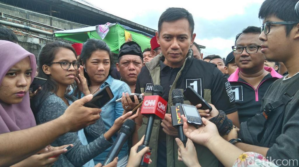 Agus Yudhoyono Anggap Sesi Tanya-Jawab Saat Debat Lebih Cair