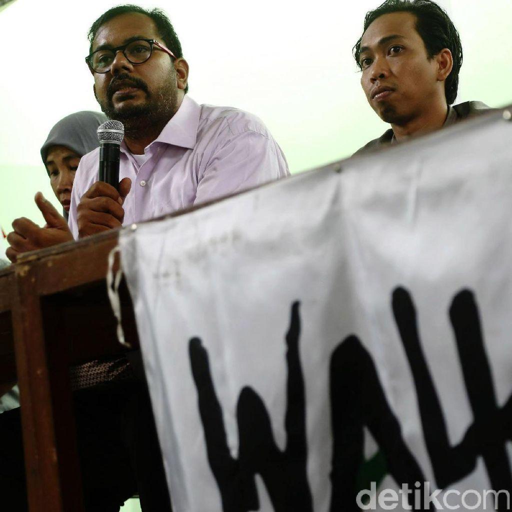 WALHI Tuntut Janji  Gubernur Jateng