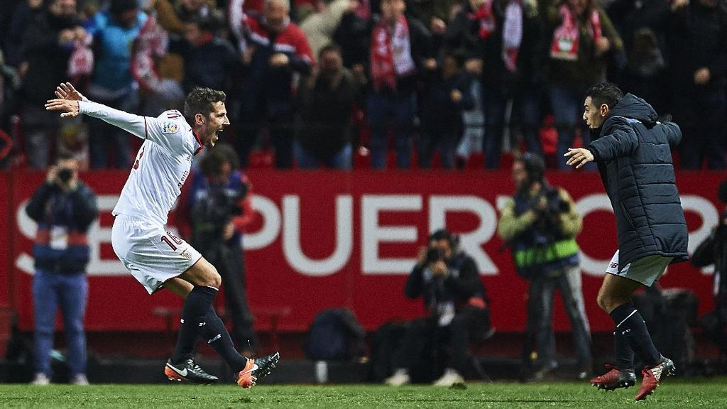 Ini Gol yang Hentikan Rekor 40 Laga Tak Terkalahkan Madrid