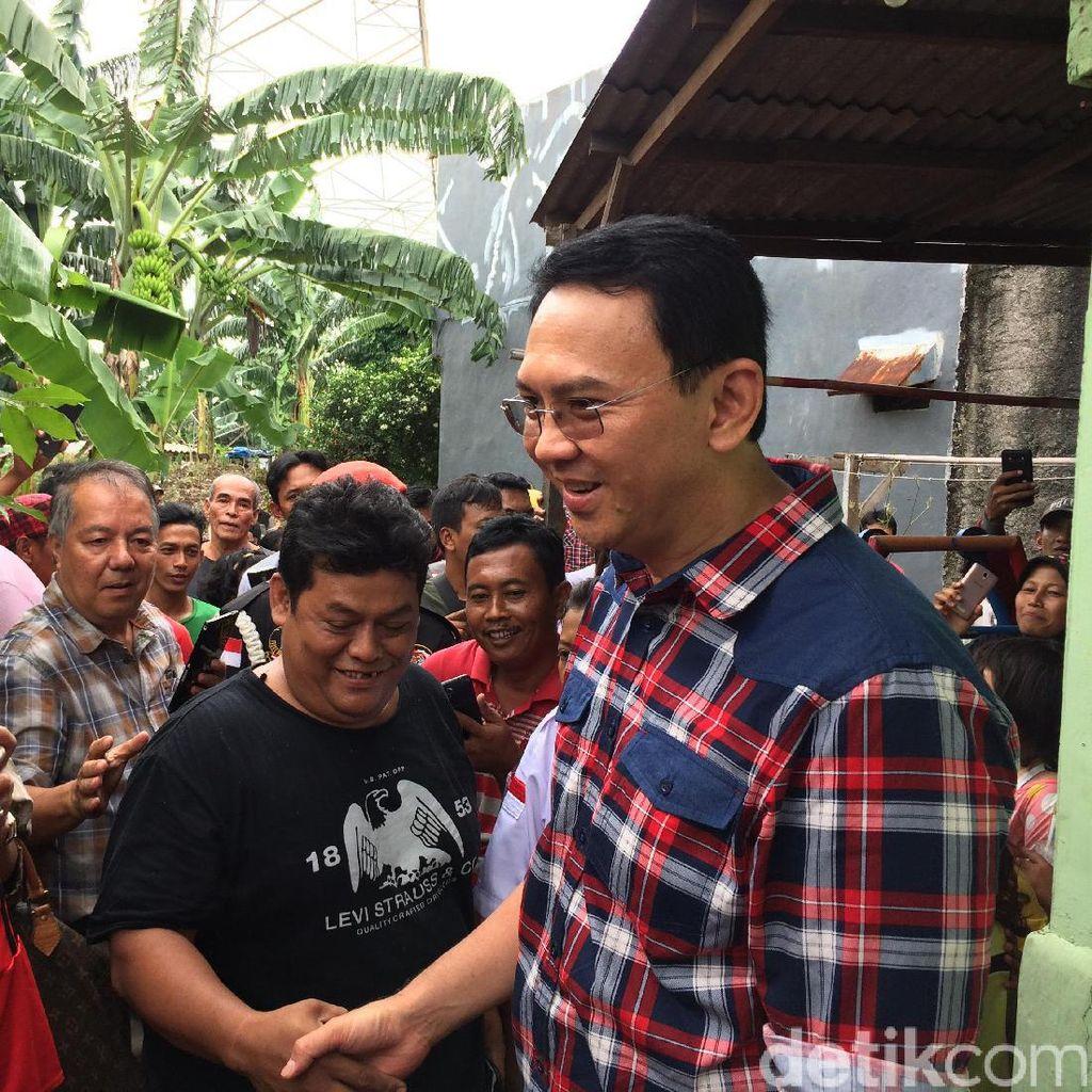 Anies Tagih Janji Kampung Deret, Ahok: Enggak Ada Lagi Tanahnya