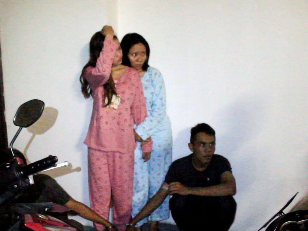 Pesta Narkoba, 2 Orang Lompat dari Jendela Hotel saat Digerebek
