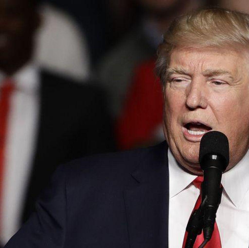 Jelang Pelantikan, Trump Janji Akan Menyatukan Amerika