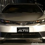 Toyota: Corolla Altis Manual Hanya Ada di Indonesia