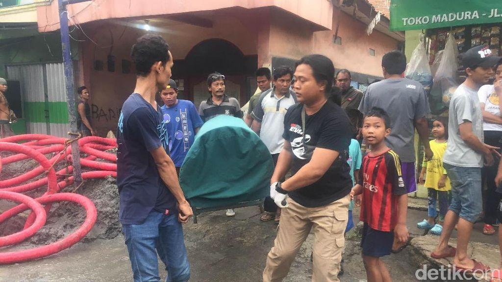 Pembunuh Remaja di Cilincing Menyerahkan Diri ke Polisi
