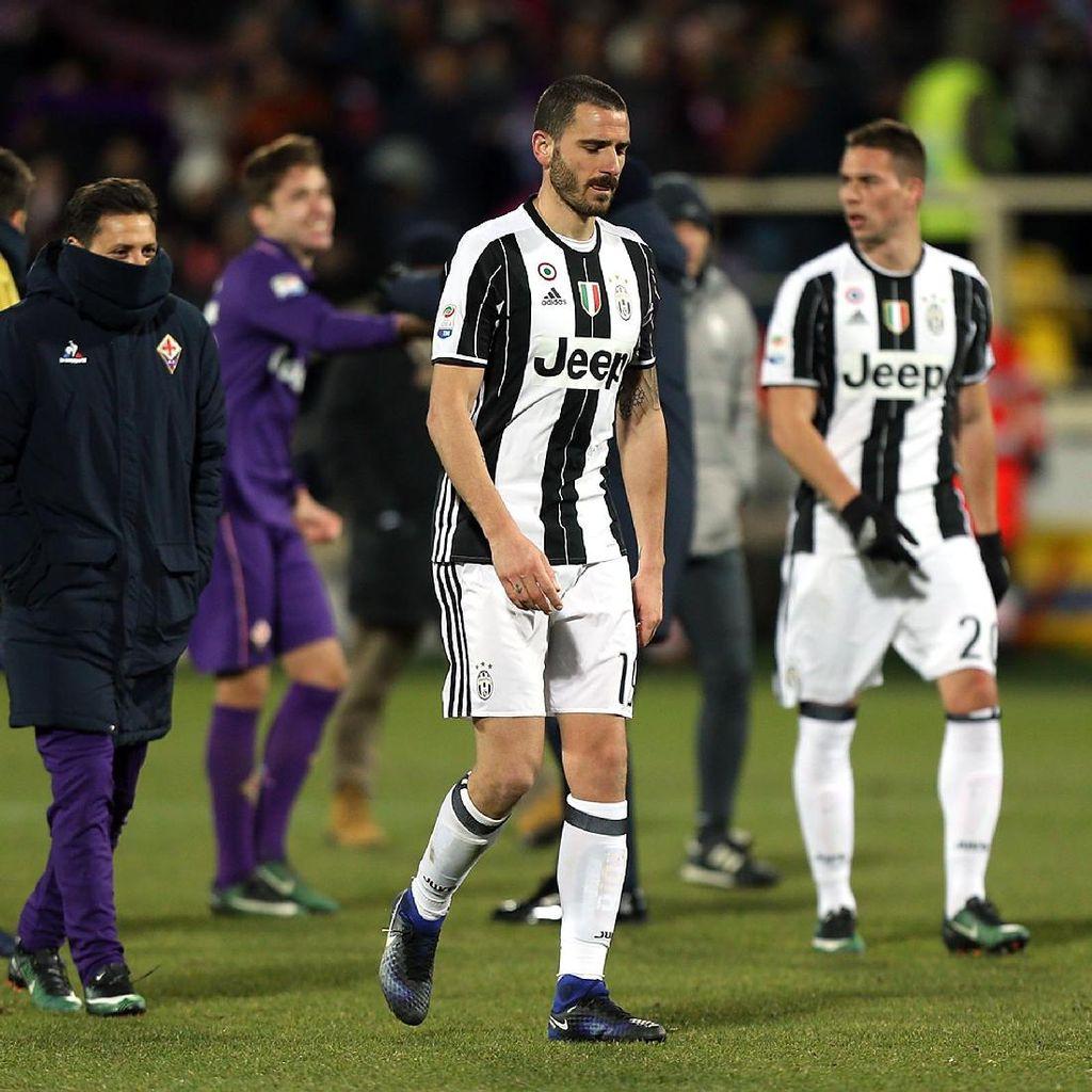 Zeman Berharap Juventus Kalah Lagi