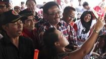 Djarot Kampanye di Kelapa Dua Wetan
