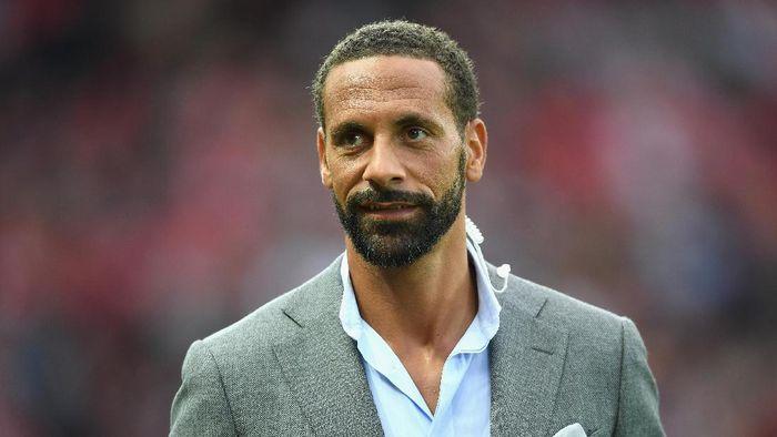 Rio Ferdinand berhasrat menjadi DIrektur Olahraga Manchester United (Foto: Getty Images/Michael Regan)