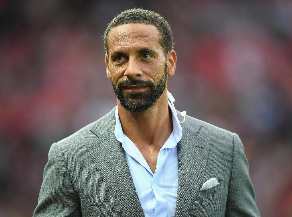 Rio Ferdinand Berhasrat Jadi Direktur Olahraga MU