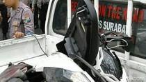 Polisi Tewas Tertabrak Mobil di Pintu Tol Gunungsari