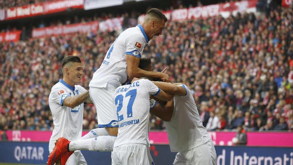 Hoffenheim: Tim yang Belum Terkalahkan di Lima Liga Besar Eropa