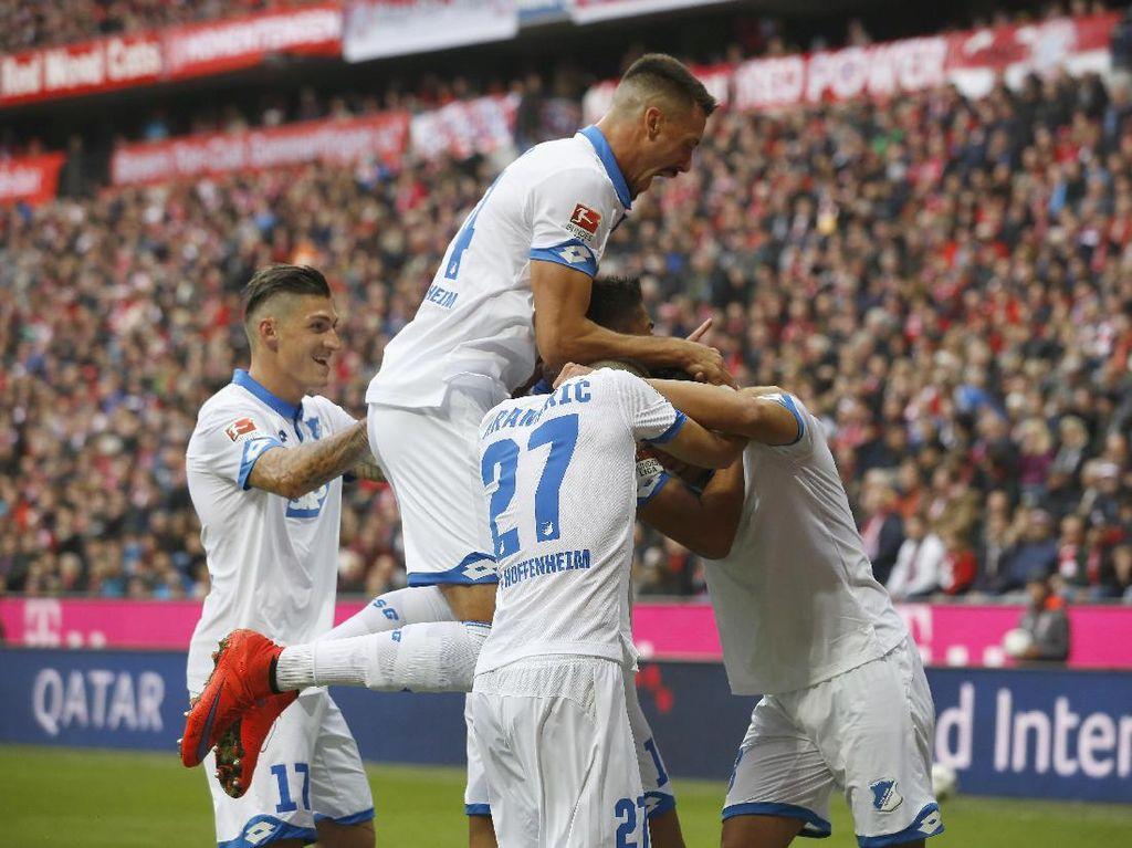 Hoffenheim Ingin Kejutkan Liverpool