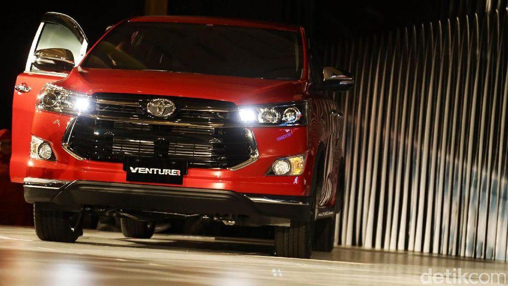 Toyota Siap Ekspor Innova Venturer