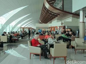 Beginilah Lounge Kelas Bisnis Emirates di Dubai