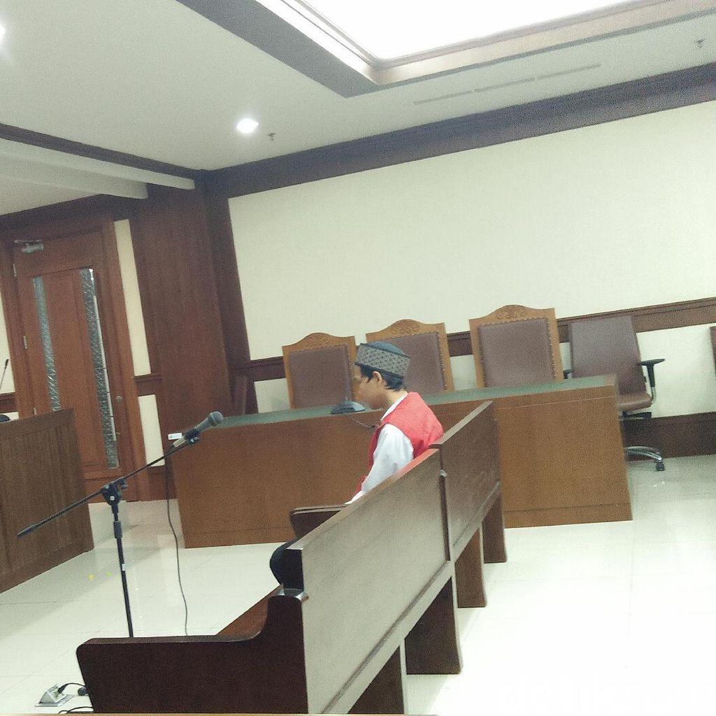 Pria yang Bunuh Bayi di Johar Baru Dihukum 14 Tahun Penjara