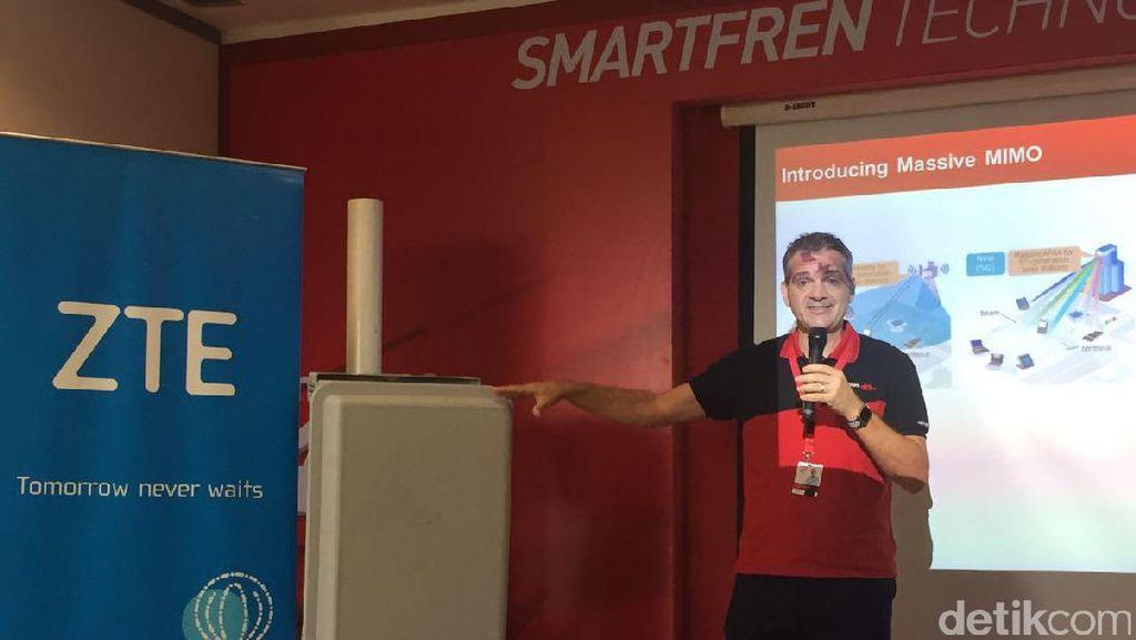 Teknologi Ini Bikin Koneksi 4G di Gedung Tinggi Lancar