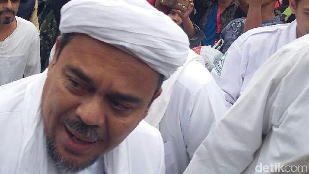 Soal Ceramah Jenderal Hansip Rizieq, Polisi akan Panggil Ahli
