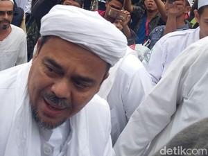 Dari Yaman, Habib Rizieq Ajak Para Habaib dan Ulama Cinta NKRI