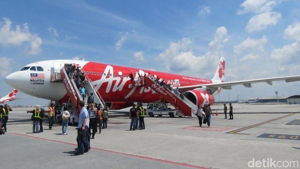 Promo AirAsia, Terbang Ramai-ramai Makin Hemat