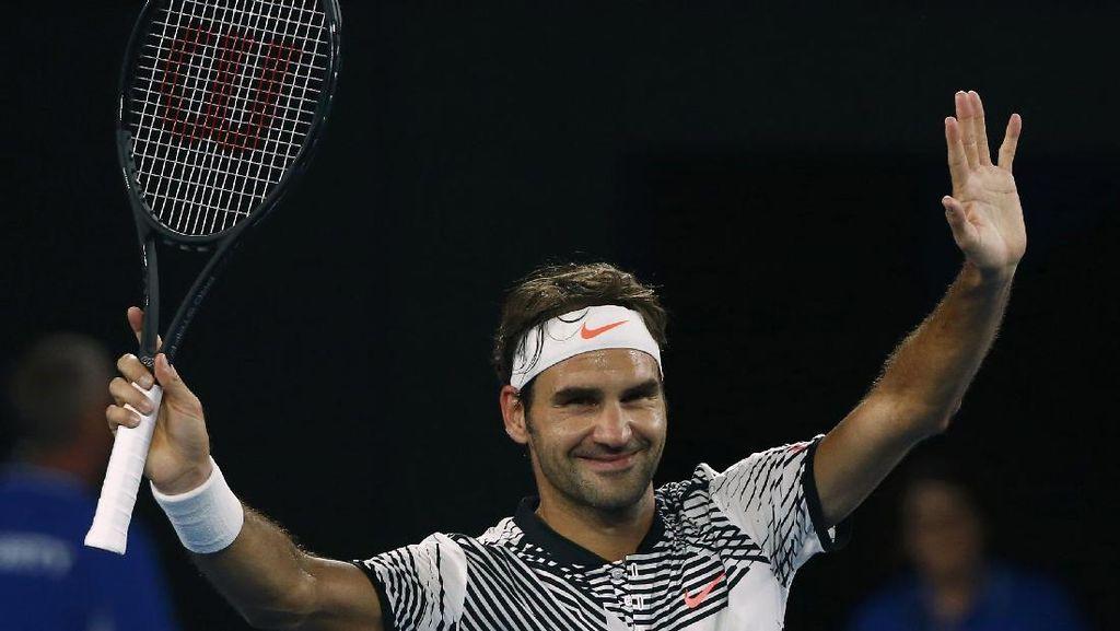 Federer dalam Adangan Zverev