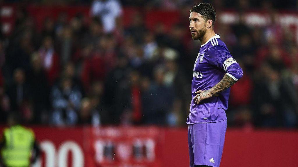 Real Madrid Takluk di Kandang Sevilla