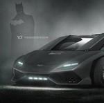 Ketika Lamborghini Huracan Jadi Mobil Batman