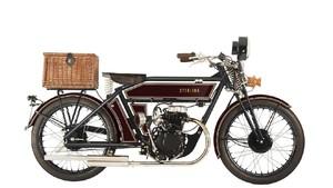 Motor Modern Berjiwa Klasik dari Italia