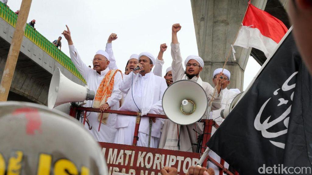 FPI dan Habib Rizieq Kena Suspend di Twitter, Disuruh Kominfo?