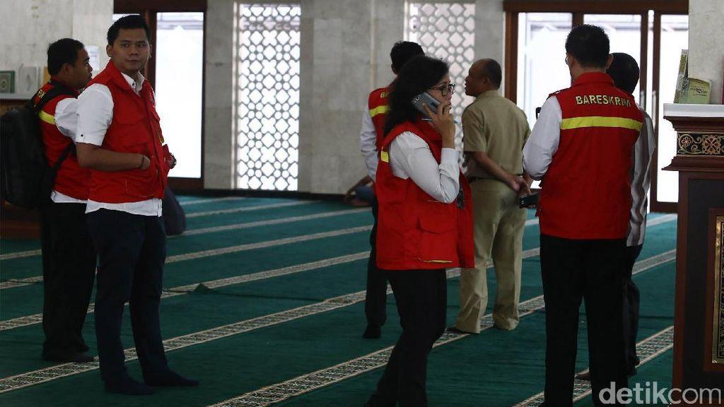 Polri Cari Indikasi Dugaan Korupsi Masjid Walkot Jakpus