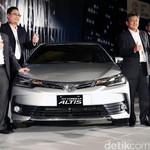 Diproduksi di Thailand, Toyota Yakin Jual Corolla 120 Unit per Bulan