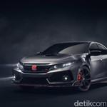 Honda Tampilkan Civic Type-R Prototype