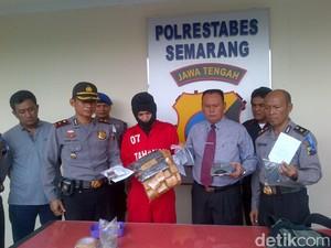 Tahanan Bertato Peti Mati Meninggal di Lapas Semarang