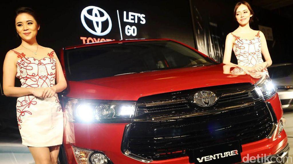 Mobil Tangguh Tapi Banyak Krom di Venturer, Ini Alasan Toyota