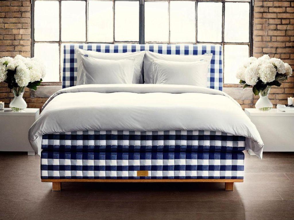Tempat Tidur Seharga Rumah, Dijual Rp 2 Miliar
