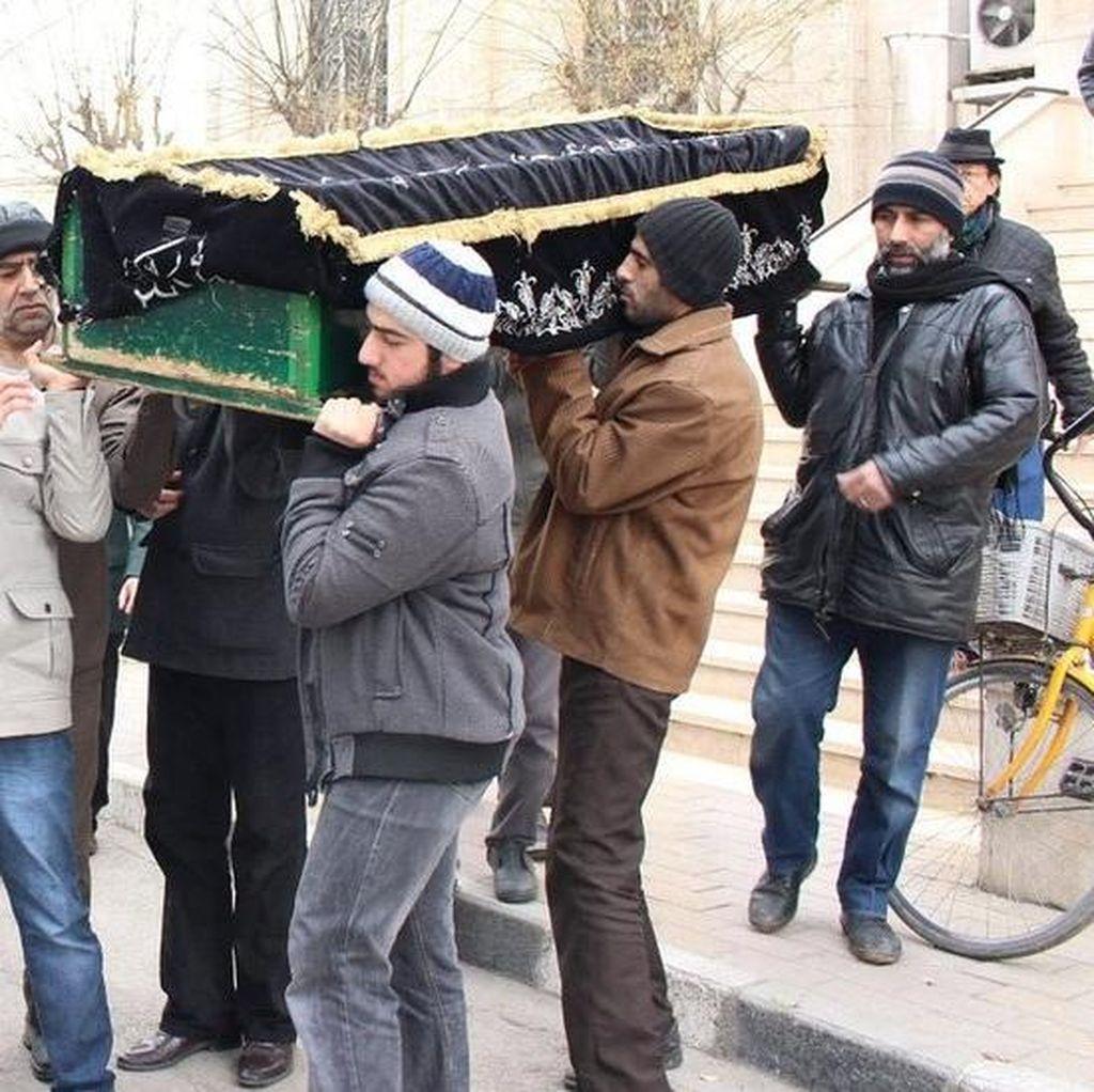 TKI Korban Perdagangan Manusia Meninggal Dunia di Suriah