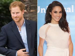 Pangeran Harry dan Meghan Markle Mulai Pamer Kemesraan di Publik