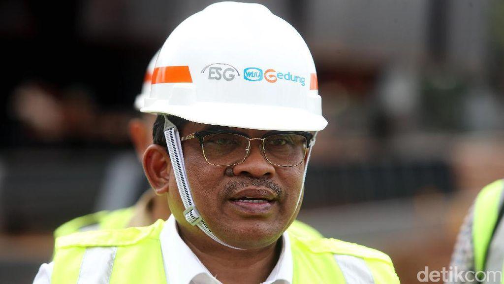 Plt Gubernur DKI Sempat Datangi KPK untuk Rapat Koordinasi