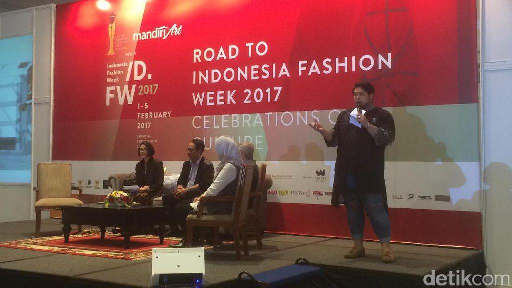 Wajib Datang, Ini yang Berbeda di Indonesia Fashion Week 2017