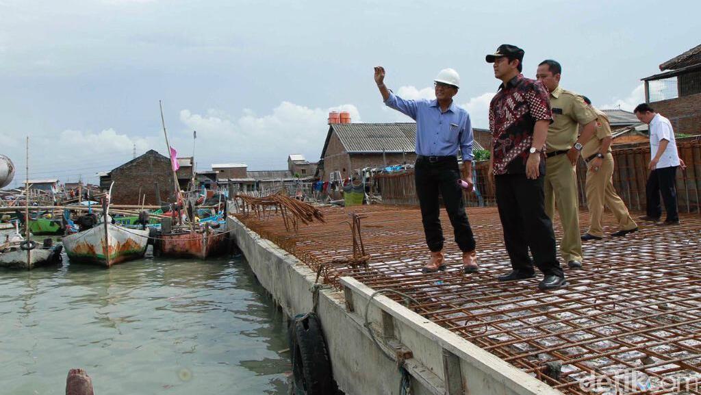 Kota Semarang akan Miliki Kampung Bahari di Pinggir Laut